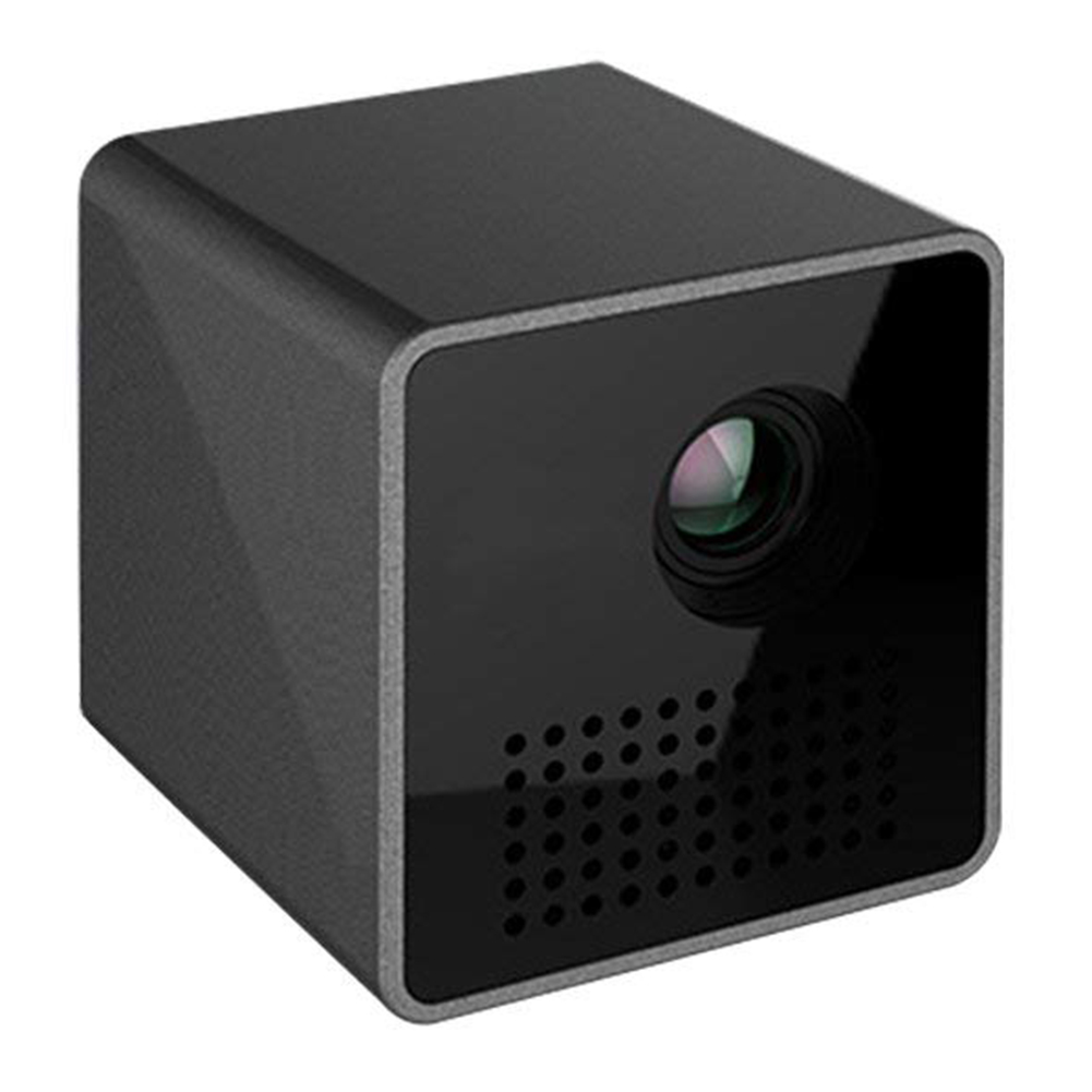 Mini 1080P Full HD LED Projector DLP WL-P1 Portable Home Movie Theater(Black) 2016 best quality portable mini cheap video full hd 3d led dlp laser projector with low cost best for home school