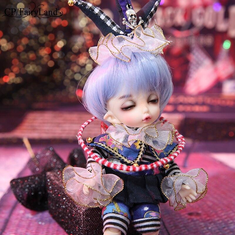OUENEIFS Pukifee Zio Fairyland bjd sd docka 1/8 kroppsmodell baby - Dockor och tillbehör - Foto 5