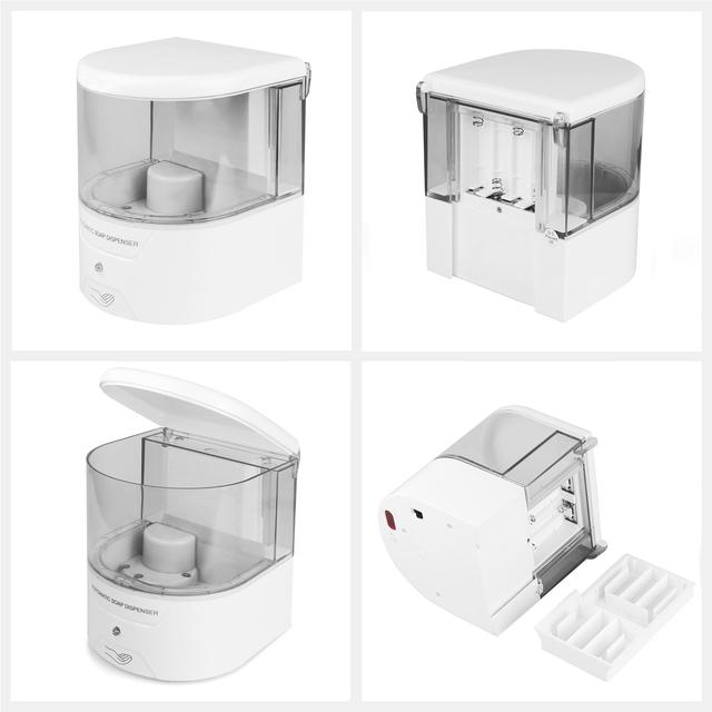 Infrared Smart Liquid Soap Dispenser 600ml