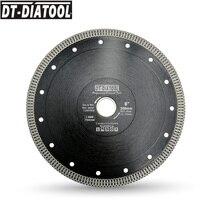 DT-DIATOOL 1unit Dia 8/200mm X Mesh Turbo Saw Blades Premium Diamond Cutting Disc for Porcelain Ceramic Tile Marble Wet