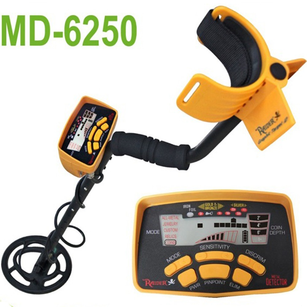 Professional Underground Metal Detector MD-5008 / MD-6350 / MD-6250 / AR944