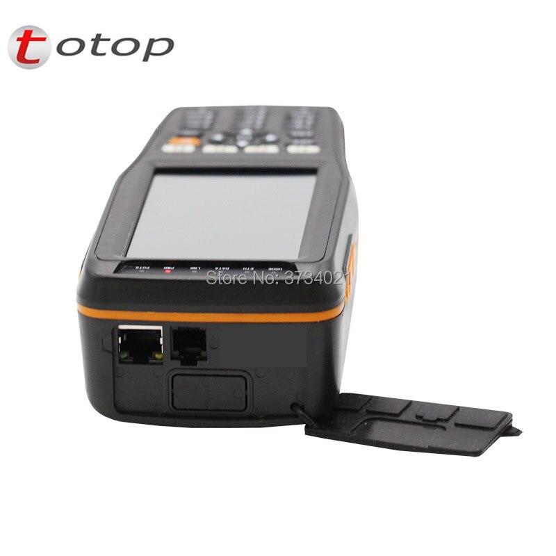 Livraison gratuite TM-600 de base ADSL2 + testeur ADSL testeur avec fonction de Test DMM