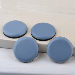 Image 5 - 20 Stuks Tafel Voeten Pad Thicken Zelfklevende Voeten Cover Been Bodem Floor Protectors Pad Voor Stoel Meubels Tafel
