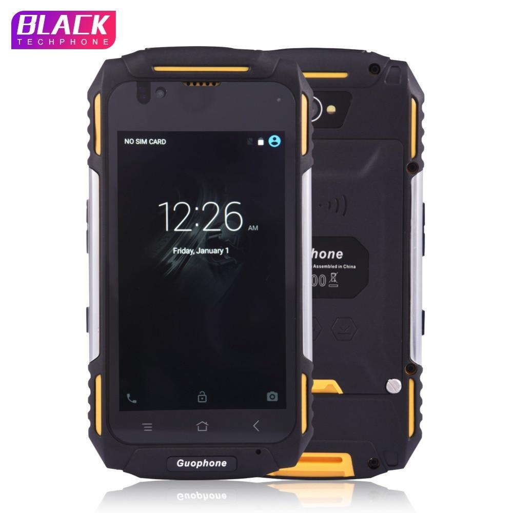 GuoPhone V88 smartphone android MT6580 quad core impermeabile antiurto phone 4.0 Pollici 1 GB 8 GB 5MP 3200 mAh 3G mobile mhone