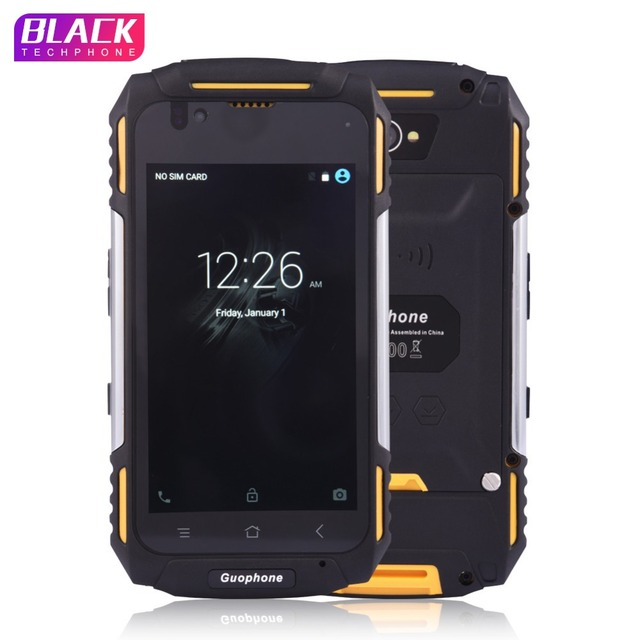 GuoPhone V88 smartphone android MT6580 quad core waterproof shockproof phone 4.0Inch 1GB 8GB 5MP 3200mAh 3G mobile mhone