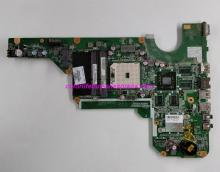 Genuine 683030-501 683030-001 A70M 7670/1G DA0R53MB6E0 DA0R53MB6E1 Laptop Motherboard for HP NoteBook PC free shipping 683030 001 r53 da0r53mb6e0 rev e laptop motherboard for hp pavilion g6 g4 notebook pc video chip 7670 1g