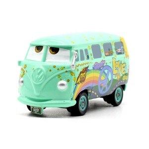 Image 5 - 39 스타일 번개 Mcqueen Pixar 자동차 2 3 금속 다이 캐스트 자동차 디즈니 1:55 차량 금속 컬렉션 어린이를위한 아이 장난감 소년 선물