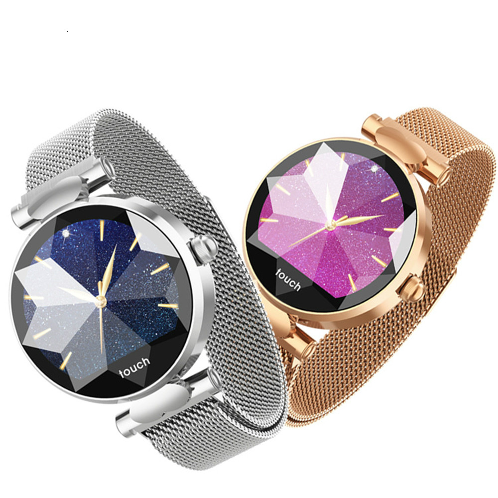 H3 Women Smart Watch Fashion Ladies Watches Female Heart Rate Monitor Blood Pressure Fitness Activity Tracker