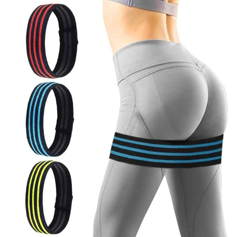 Unisex Booty Band Hip Circle Loop Resistance Band Workout Exercise Bands  for Legs Thigh Glute Butt