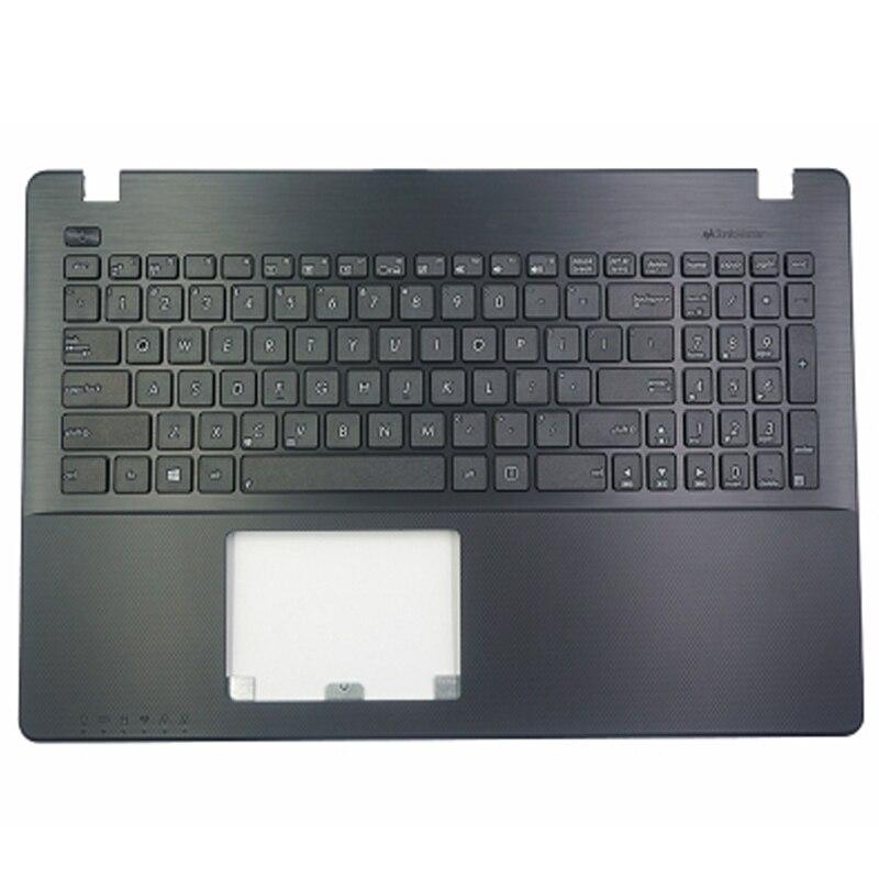 Livraison Gratuite!! 1 PC Nouveau clavier dordinateur portable original Couvercle C Palmrest Pour Asus X552W W50J W518L X550LD R513C Y582L FX50jLivraison Gratuite!! 1 PC Nouveau clavier dordinateur portable original Couvercle C Palmrest Pour Asus X552W W50J W518L X550LD R513C Y582L FX50j