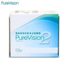 Контактные линзы PureVision 2 HD(6 шт) R: 8.6