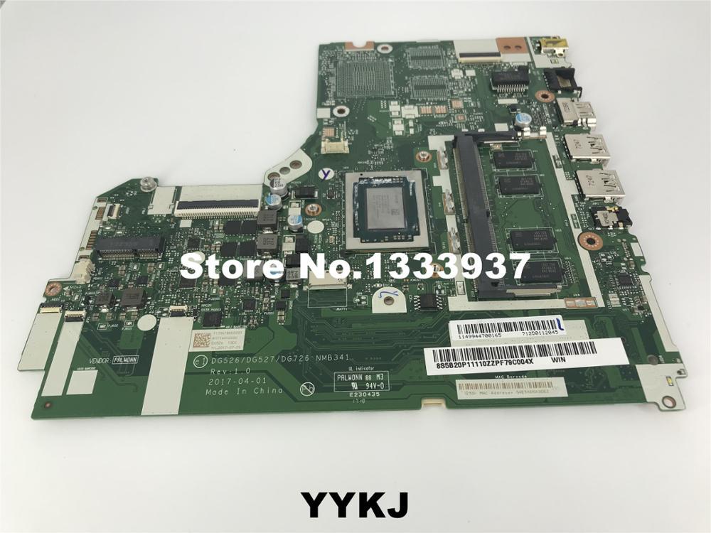 Dell Inspiron 15 5565 17 5765 Motherboard AMD A12-9700P BAL22 LA-D803P N7GMF