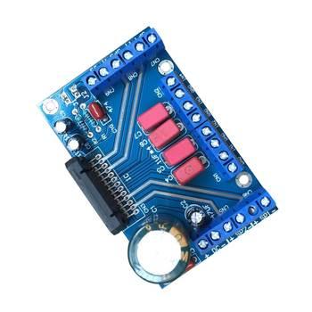 Los gatos DC 12V TDA7388 cuatro canales 4x41 x W amplificador de potencia de Audio de BTL PC amplificador de coche