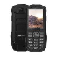 Blackview BV1000 Phone 2.4 IP68 Waterproof Shockproof MTK6261 3000mAh Dual SIM Wireless FM Radio Flashlight Cell Phone