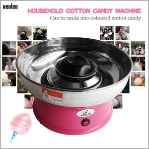 XEOLEO Mini Candy Floss machin