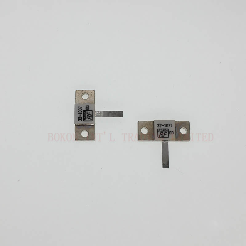 Terminations Flange EMC 32-1037 250 Watts 50 Ohms DC To 2 GHz  RF Termination Microwave Resistor High Power Dummy Load DC-2.0GHz