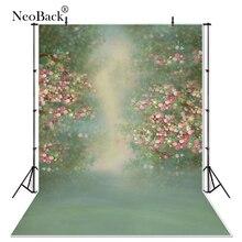 Ince vinil klasik Scenic bahçe çiçek görünüm düğün portre fotografik arka planlar fotoğraf stüdyosu baskılı fotoğraf arka fonu