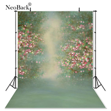 Thin Vinyl Classic Scenic Garden Floral View Wedding Portrait Photographic Backgrounds Photography Studio Printed Photo Backdrop