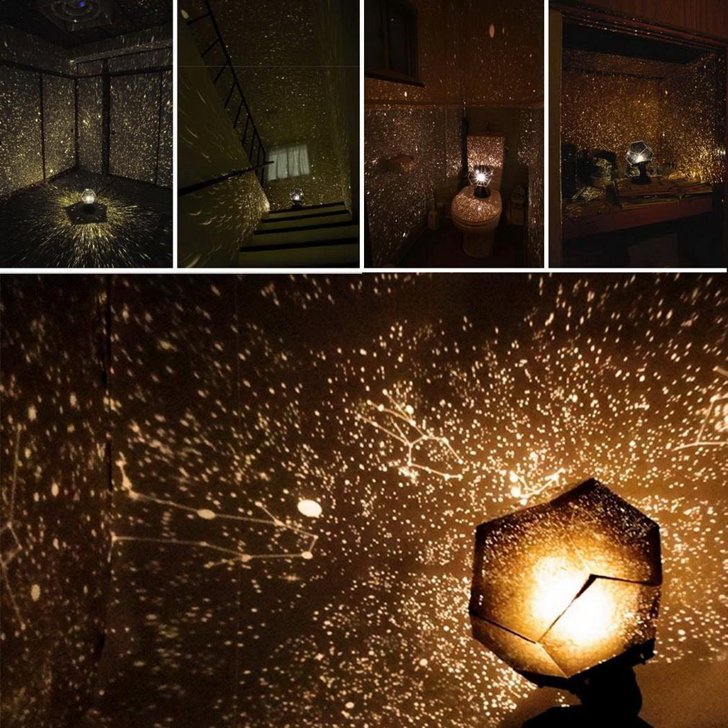 Dormitory 10000 Fashion Projection Hours About DC Night 5W Dreamy Romantic etc Set Night Starry LED Light Home Bedroom