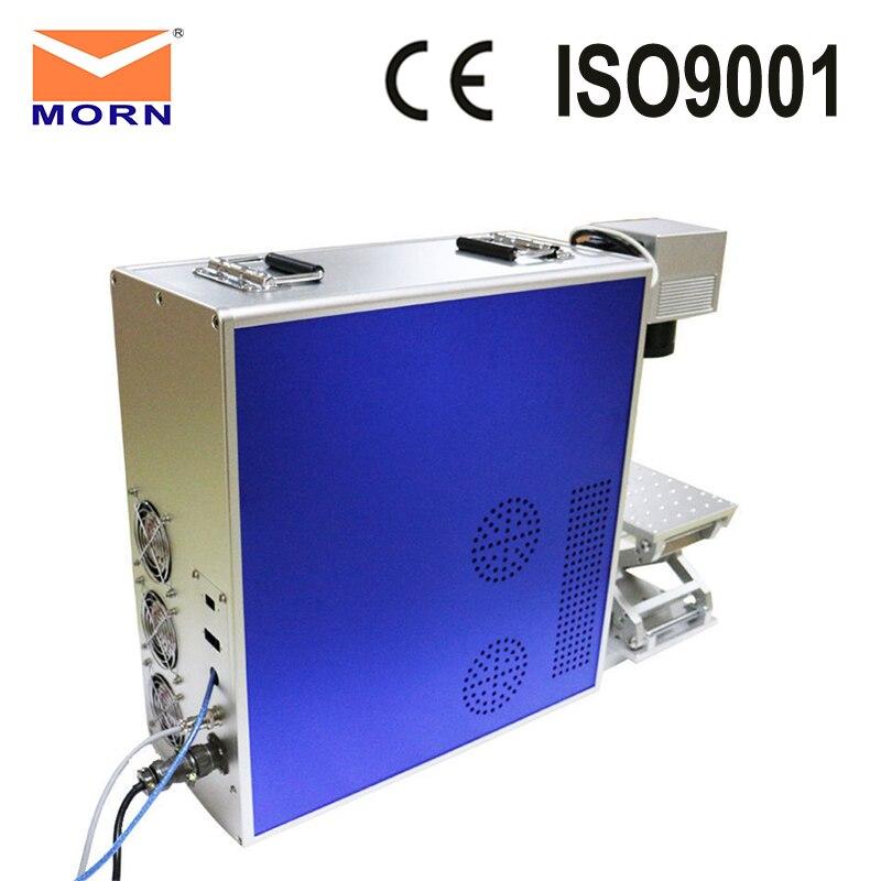 Machine de marquage Laser 50 W MAX Fiber Laser CNC routeur à bois machines meubles lzser graveur métal or argent
