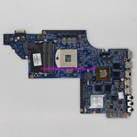 2g עבור מחשב נייד 665341-001 Genuine נייד HM65 HD6770 / 2G Mainboard Motherboard עבור מחשב נייד HP Pavilion DV6 DV6T-6B00 DV6T-6C00 DV6-6C60LA (1)