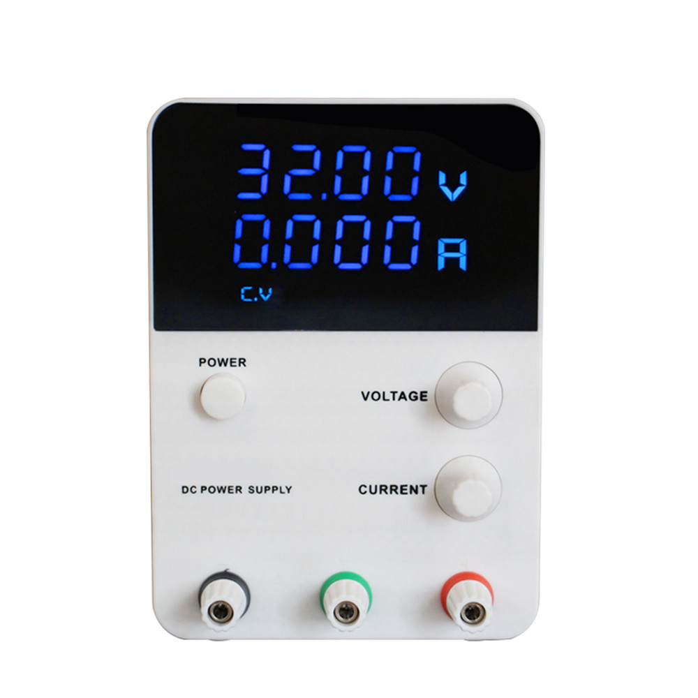 Mini Switching 30V 60V 5A 10A DC Power Supply Switching 4 Digits LED Voltage Regulated Adjustable Power Source