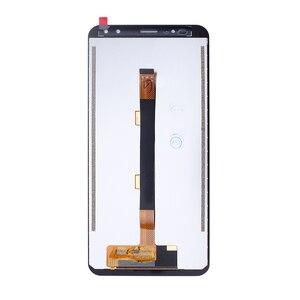 Image 3 - Für Ulefone Power 3 3S LCD Display Und Touch Screen Mit Rahmen Perfekte Reparatur Teile Für Ulefone Power 3 + werkzeuge Und Band + Glas