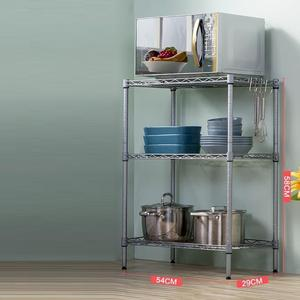 Image 5 - Półki regałowe na ścianę i perchero estanterias pared decoracion rangement kuchnia przechowywanie kuchni prateleira organizer