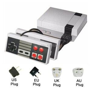 Image 5 - Mini TV portable famille loisirs Console de jeu vidéo AV Port rétro intégré 620 jeux classiques double manette de jeu lecteur