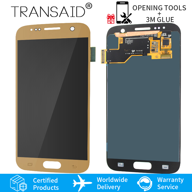G930FD G930W8 G930F AMOLED screen replacement for samsung galaxy s7 Lcd Display digitizer assembly panelG930FD G930W8 G930F AMOLED screen replacement for samsung galaxy s7 Lcd Display digitizer assembly panel