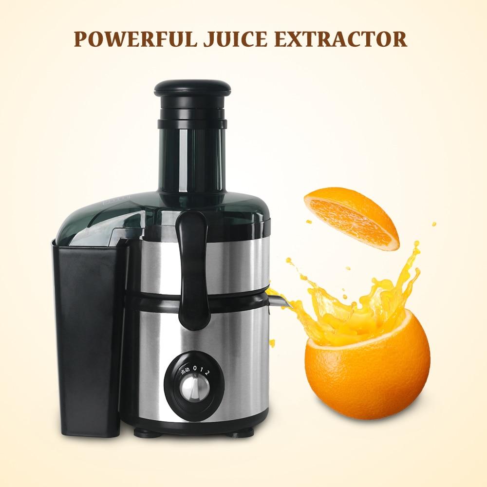 ITOP Electric 800W Juicer Fruits Vegetables Slowly Juice Extractor Juicer Fruit Drinking Centrifugal Juicer Machine 220V