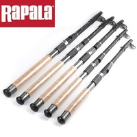 100% Rapala Thunder Stick 2.1m 2.4m 2.7m 3.0m 3.6m Spinning wędka drążek teleskopowy morze przynęta na karpia wędka Long Cast w Wędki od Sport i rozrywka na