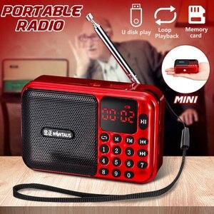 Portable Digital Radio Receive
