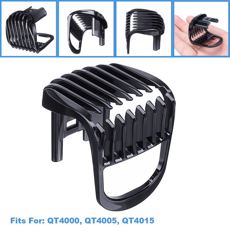 New Hair Clipper Comb For Philips Clipper QT4000 QT4005 QT4015 Beard Trimmer Hair Trimmer Attachment Tools Attachment Comb Parts