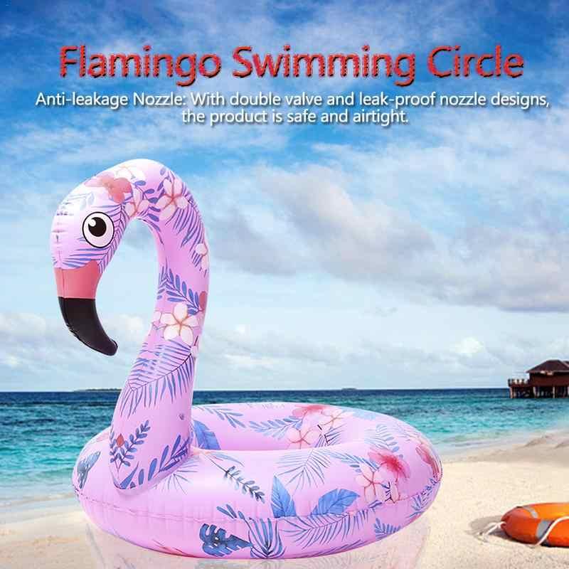 Шапочка для плавательного бассейна, шапочка для плавания, свободный размер для мужчин и женщин, взрослых, гигантский надувной фламинго, единорог, плавающая трубка для бассейна, плот, для плавания, ming Rin
