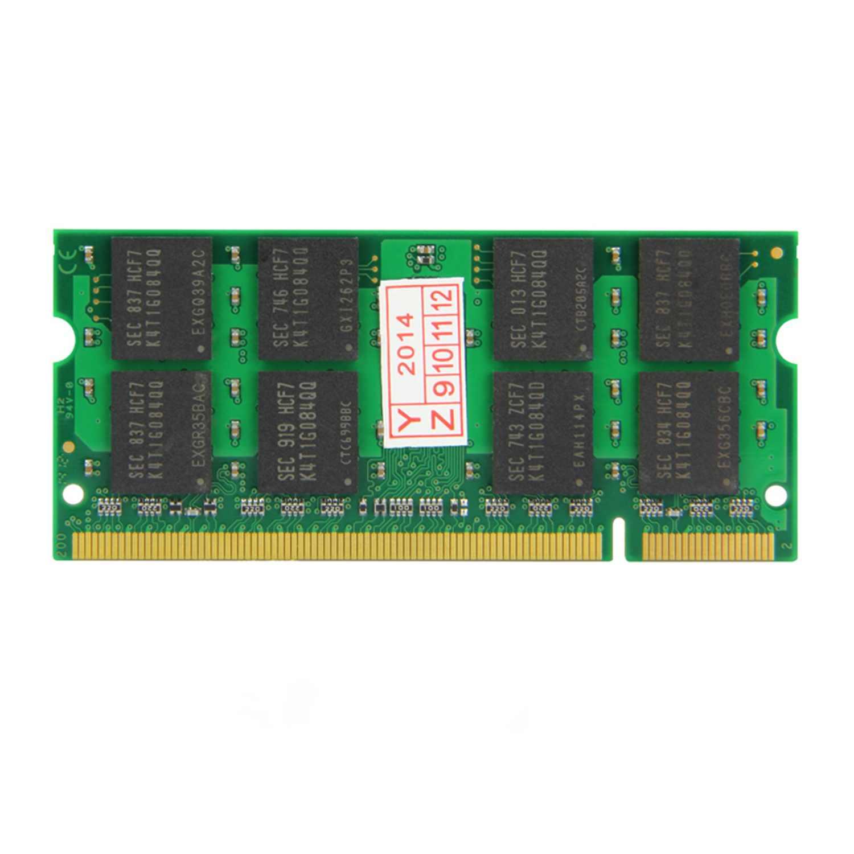 Xiede محمول ذاكرة عشوائية Ram وحدة Ddr2 667 Pc2-5300 240Pin Dimm 667Mhz للمحمول X025