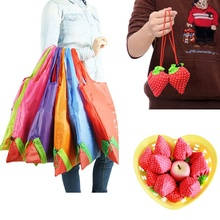 Large Size Nylon Reusable Foldable Handy Shopping Bag Tote Pouch Recycle Storage Handbags New Eco Shopping Bag Shopping Tote Bag(China)