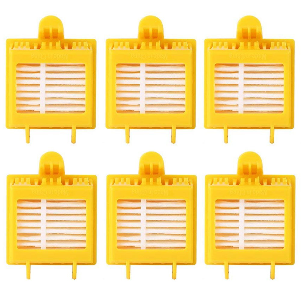 Replacement Part Kit For Roomba Bristle Hepa Filter For Irobot Roomba 700 Series 760 770 780 790 Vacuum Cleaner