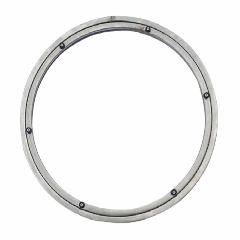 Aluminium alloy base giratoria rotary table swivel plate rotating plate rotating display stand free shipping in Swivel Plates from Home Improvement