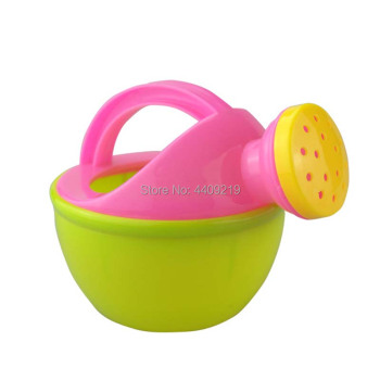 Baby Bath Toy Plastic Watering Can Watering Pot Beach Toy Play Sand Toy Gift for Kids 1