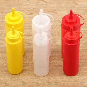 Condiment-Dispenser Ketchup Cruet Gravy Vinegar-Oil Squeeze-Bottle Sauce Kitchen-Accessories