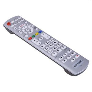 Image 5 - Replacement for Panasonic N2QAYB001010 N2QAYB001011 Remote Control Silver
