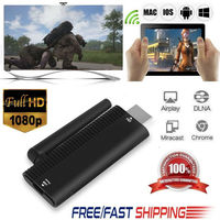 1080P Miracast WiFi Display TV Dongle Wireless Receiver HDMI AirPlay DLNA Share
