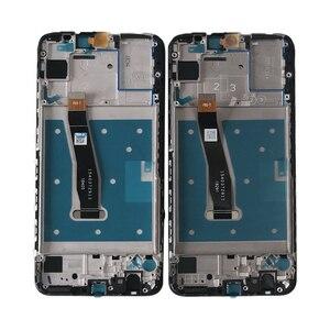 "Image 4 - Original M&Sen 6.21"" For Huawei P Smart 2019 LCD Display Screen+Touch Panel Digitizer For POT LX1/POT LX1AF/POT LX2J With Frame"