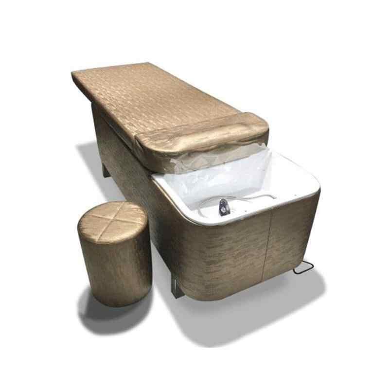 Belleza Lavacabezas Güzellik Makyaj Için De Cabeleireiro Yatak Silla Peluqueria saç salonu mobilyası Cadeira Maquiagem Şampuan Sandalye