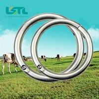 Скота бык большое количество бык нос кольцо крупного рогатого скота Baoding машина телячий нос клип телячий нос кольцо с Instrument15