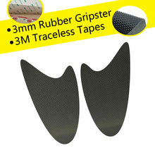 Gas Tank Pad Traction Side Grips Protector For Suzuki Hayabusa  GSXR1300