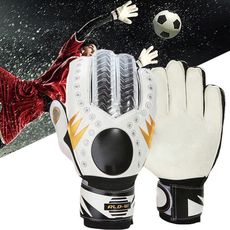 Nouvelle Génération de L'ergonomie gants de gardien de but Attraper Gant Doigts Gardien De But De Football Pour Adultes Pro Match Équipement De Football