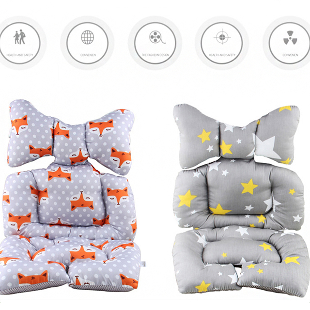 Activity & Gear Mother & Kids Baby Soft Stroller Pad Car Seat Warm Cushion Mat Mattresses Pillow Cover Child Carriage Cart Thicken Pad Trolley Chair Cushion