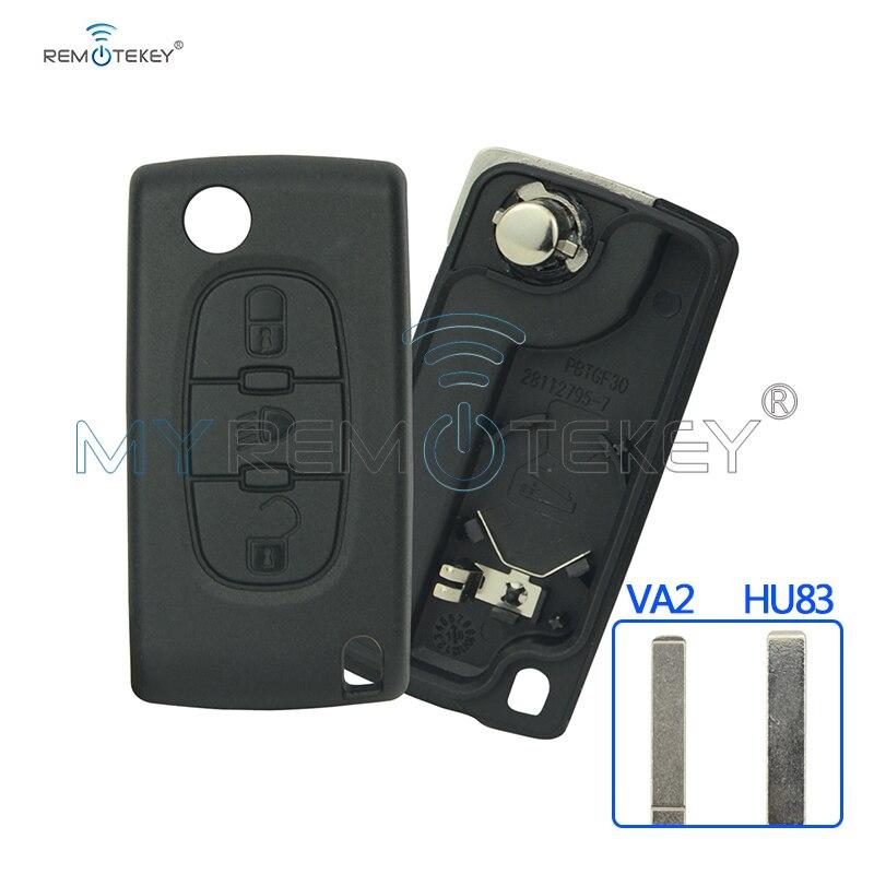 Ce0523 Flip Remote Key 3 Button Light Va2 434mhz Pcf7941 Ask For Citroen C2 C3 C4 C5 C6 Kigoauto Burglar Alarm Back To Search Resultsautomobiles & Motorcycles